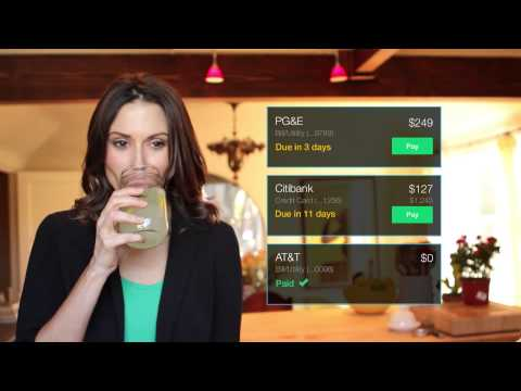 Mint Bills for Android & iOS