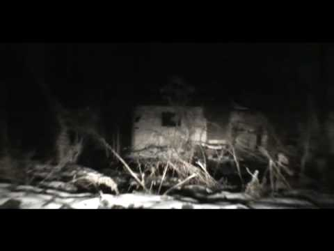 creepy encounter with an evil spirit in an abandoned farmhouse!