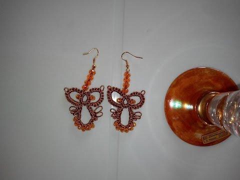 chiacchierino - orecchini a forma di gufetto