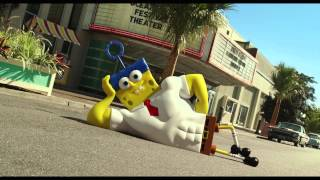 The SpongeBob Movie: Sponge Out of Water   Clip: Cannonball   Paramount Pictures International