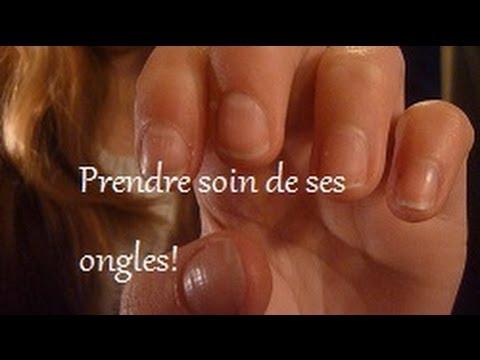 comment prendre soin de ses ongles