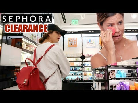 FULL FACE OF SEPHORA CLEARANCE MAKEUP