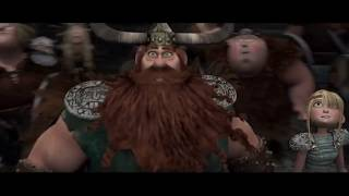 I See Fire - How to Train your Dragon
