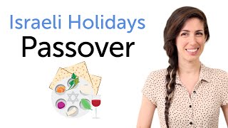 Yaara Israel  City new picture : Learn Israel Holidays in Hebrew – Passover - פסח