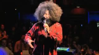 Taxi Reggie Watts