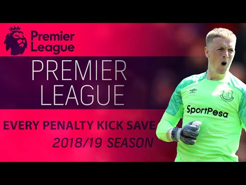 Every penalty kick save of 2018-2019 Premier League season | NBC Sports