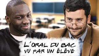 Video L'ORAL DU BAC VU PAR UN ÉLÈVE MP3, 3GP, MP4, WEBM, AVI, FLV Juni 2018