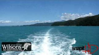 Abel Tasman Vista Cam Webcam Saturday 8th January 2011