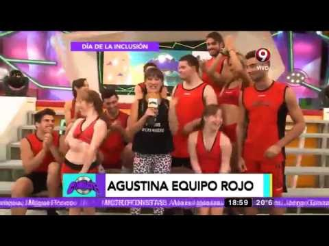 Watch video Personas con síndrome de Down participan en Combate (Argentina)