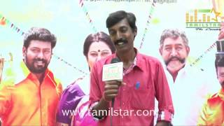 Kobhu Balaji at Paranjothi Movie Audio Launch