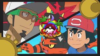 Ash vs. Professor Kukui | Pokémon the Series: Sun & Moon—Ultra Legends | Official Clip by The Official Pokémon Channel