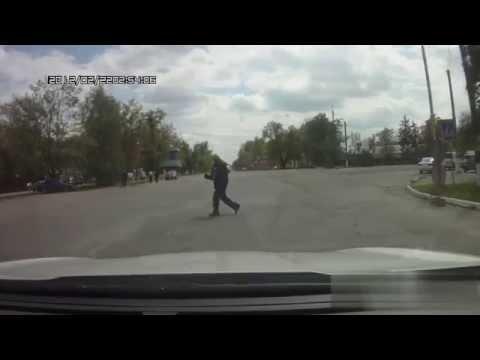 Вежливость на дороге!
