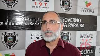 Sylvio releva motivação que levou a prisão do Marido da Secretária de Saúde, o Irmão, e vários Ciganos em Sousa