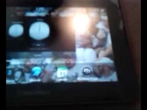 Blackberry tablet review