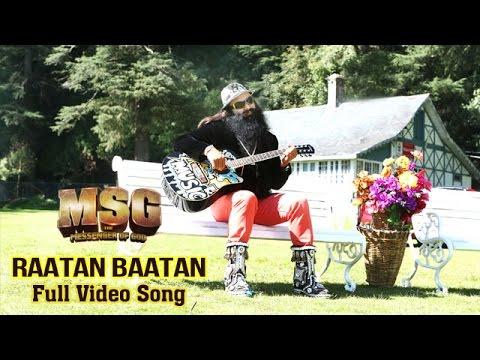 Raatan Baatan | MSG: The Messenger of God