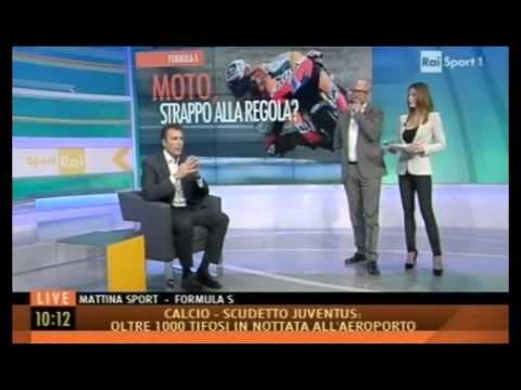 Prof Dario Apuzzo a RaiSport - Lesioni muscolari da sport