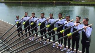Der Deutschland-Achter hat den erneuten Olympiasieg knapp verpasst. Das Flaggschiff des Deutschen Ruderverbandes musste sich im Finale Weltmeister ...