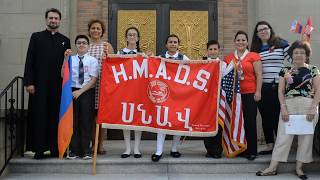 HMADS celebrates Armenian Independence Day