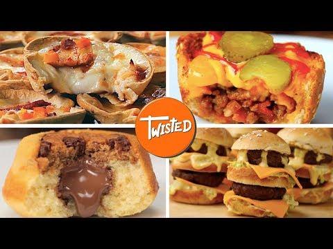 10 Creative Muffin Tin Recipes