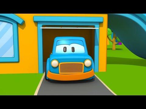 Bunter Spass mit vielen tollen Spielsachen. Deutscher Cartoon für Kinder