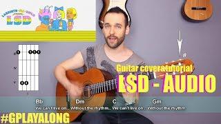 Video LSD - Audio (guitar cover with lyrics and chords) (MusicSheet link) MP3, 3GP, MP4, WEBM, AVI, FLV Mei 2018