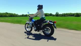 2. Suzuki VanVan Road Test