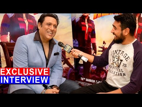 GOVINDA On His Comeback And Comparison With Young