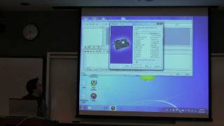 Embedded Systems Course - Lab 1 - Using the Renesas RX62N Demonstration Kit