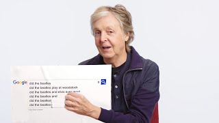 Video Paul McCartney Answers the Web's Most Searched Questions | WIRED MP3, 3GP, MP4, WEBM, AVI, FLV Agustus 2019