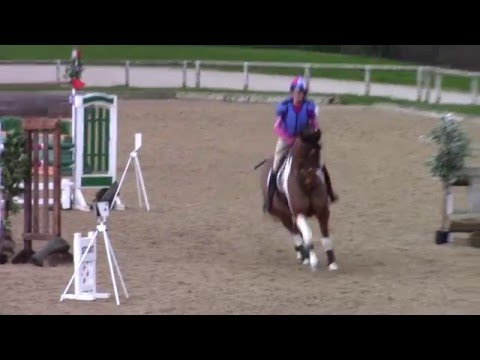 Bonnie's blog: arena eventing and mini explosions