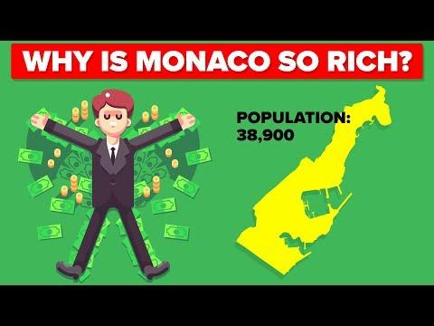 Why Is Monaco So Rich?