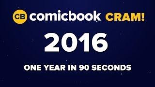 2016 CRAM! by Comicbook.com