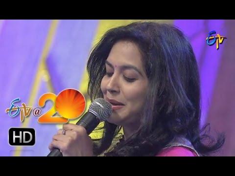 Sunitha-Performance--Manase-Andala-Brundavanam-Song-in-Sangareddi-ETV-20-Celebrations