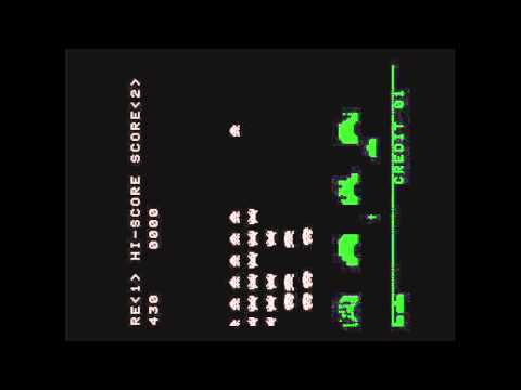 SPACE INVADERS for PC-6001