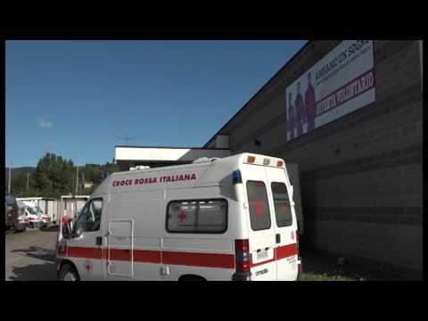 Emergenze sociali, il quotidiano impegno della Croce Rossa