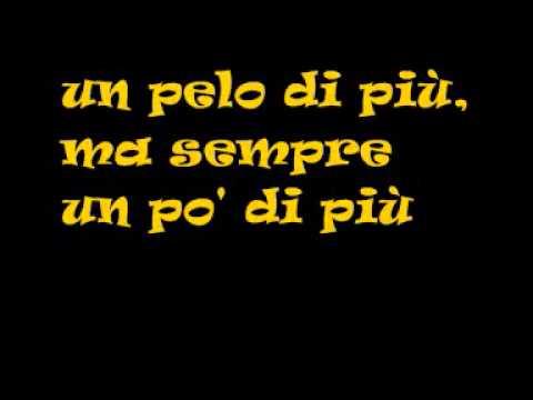 , title : '883-Uno in più (con testo)'