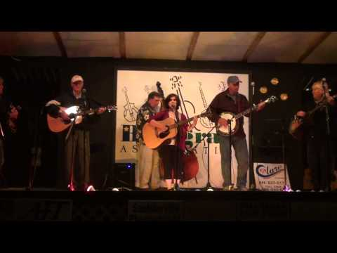 DANISHA COMEAU - THE FRENCH SONG  2012 LIVE