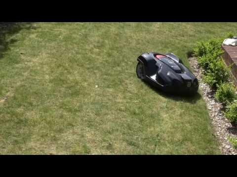 Video Husqvarna Automower - The Lawn Ranger bites the dust! download in MP3, 3GP, MP4, WEBM, AVI, FLV January 2017