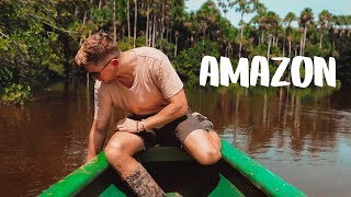 Video You DO NOT want to fall in this lake - AMAZON RAINFOREST MP3, 3GP, MP4, WEBM, AVI, FLV Mei 2019