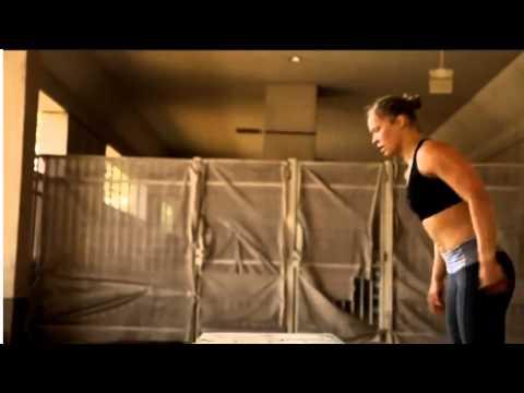 boxe - ronda rousey workout