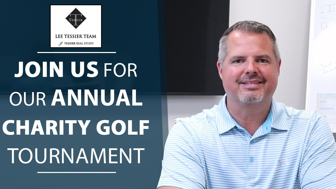 You're Invited to Join Our Annual Charity Golf Event