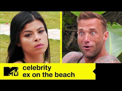 Celebrity Ex On The Beach: Marissa Jade si arrabbia con Calum Best per una battuta   Episodio 4