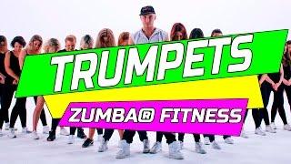 Sak Noel & Salvi feat. Sean Paul - Trumpets | Zumba Fitness 2017 [4K] Video