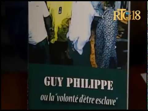 Capturé Guy Philippe ''ou la volonté d'être esclave, un nouveau livre du professeur Rénald Lubérice.