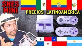 En este video hablaremos sobre el precio aproximado del Snes  mini en algunos países latinoamericanos, tomando como referencia el costo del Nes mini.🌍    Redes    🌎► Facebook: https://www.facebook.com/jugamerlandia/ ► Twitter : https://twitter.com/JUGAMER1 ► Instagram: https://www.instagram.com/jugamermania/► Facebook Nilcer: https://www.facebook.com/nilcersan► Visita Nuestra Web:http://jugamerlandia.com/Precio del snes miniValor del super nintendo miniPrecio del Super nintendo mini