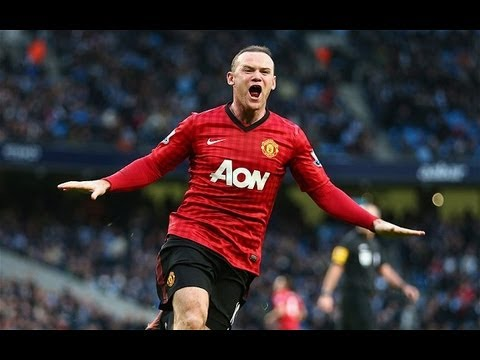 Wayne Rooney - Pure Class || 2013/14 Skills & Goals || HD