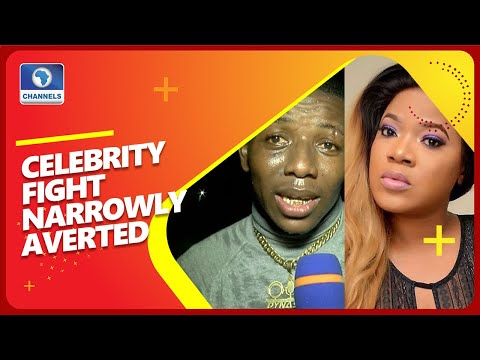 Small Doctor, Toyin Abraham Face-Off On Stage