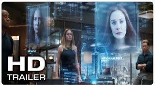 AVENGERS 4 ENDGAME Captain Marvel Arrives In Wakanda Trailer (NEW 2019) Marvel Superhero Movie HD