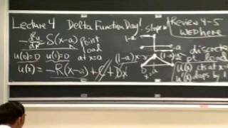 Lec 4 | MIT 18.085 Computational Science And Engineering I, Fall 2008