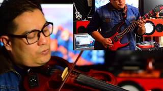 Surat Cinta Untuk Starla - Virgoun  ( Saxophone & violin cover ) Video